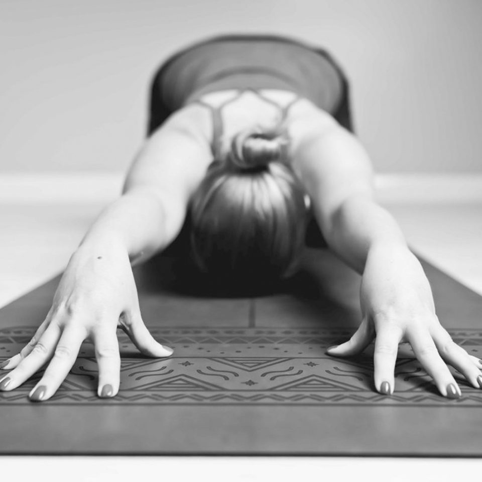 edge of yoga yoga position